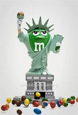 Old Photo.  M&Ms Candy Statue Of Liberty