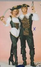 Carnevale/Halloween Costume donna Pirata/Piratessa tg. 42/NUOVO