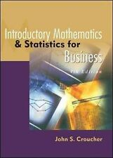 Introductory Mathematics and Statistics for Business-ExLibrary