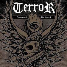 Terror - The Damned, The Shamed  (CD, Jun-2008, Century Media (USA))