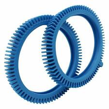 The Pool Cleaner Front Tire Replacement Blue - 2 Pack - 896584000-143 Us Stock