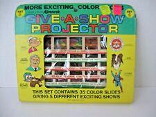 GIVE A SHOW PROJECTOR Color Slides SET 6 Original Box