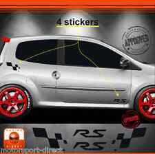 Sticker Renault Twingo RS tuning sport aufkleber adesivi pegatina decal 504N