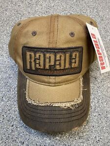 Rapala ESTABLISHED 1936 Baseball Cap Hat New with tags Vintage Look Fishing Lure