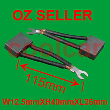 Carbon Brushes for NICHIYU Electric battery Forklift lifting motor 6172-70560
