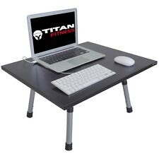 Titan Fitness Standing Desk Pro Adjustable Height Ergonomic Sit to Stand Up