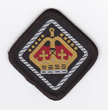 Extinct 1990's SCOUTS OF HONG KONG - HK QUEEN'S SCOUT Highest Rank Top Award