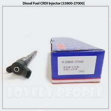 Bosch CRDI Diesel Fuel Injector 33800 27000 for Hyundai Santa Fe Trajet