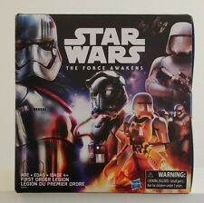 Star Wars First Order Stormtrooper 7-Pack - Amazon Excl. - Troops, Phasma, TIE +
