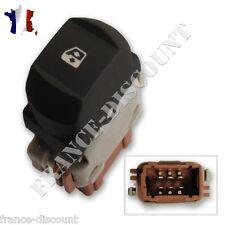 Bouton de Lève-Vitre Electrique Renault Clio 2 Megane 2 Laguna 2  8200442266