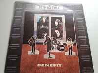 "Jethro Tull - Benefit LP Chrysalis White ""i"" 1st Press ILPS9123 A//2 B//1 Vinyl"