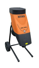Atika AMA 2500 Messerhäcksler mit Fangsack