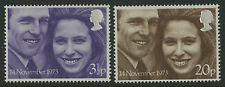 Great Britain   1973   Scott # 707-708    Mint Never Hinged Set