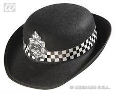 Mesdames feutre Policewoman police woman hat cap stripper HEN NIGHT ROBE FANTAISIE