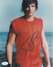 Tom Welling Smallville Autographed Signed 8x10 Photo JSA COA #1
