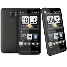 "Black 4.3"" HTC Touch HD2 Leo T8585 Windows Phone Unlocked  WiFi Cellphone"