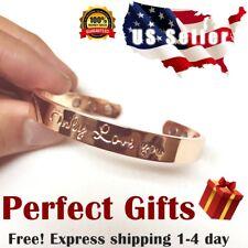 ❤️Pure Copper Magnetic Bracelet Arthritis Therapy Energy MEN WOMEN CUFF SALE NEW