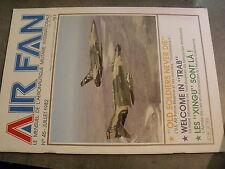 """$$n Revue Air Fan N°45 USAF Reserve """"Thunderstick-II""""  Toul-Rosières  """"Xingu"""""""