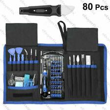 80 in 1 Precision Screwdriver Kit Repair Set Disassemble Tool Kit for Phones