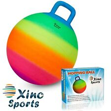 Xino Sports Hopping Ball for Kids, Offers Hours of Incredible Fun for The Who...