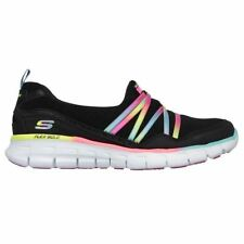 Skechers Synergy Textile Trainers for Women