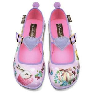 Chocolaticas® Easter Mary Jane Flat HCD Hot Chocolate Design Shoes
