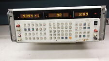 FREQUENCY RESPONSE ANALYZER S-5720B NF ELECTRONICS INST