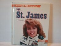Lyn St. James [Grolier All-Pro Biographies]
