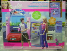 BARBIE AUTOLAVAGGIO AT THE CAR WASH MATTEL