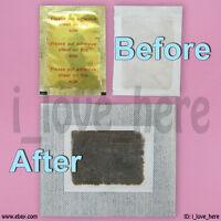 Detox GOLD fusspflaster FOOT patch cerotto energia Vital cerotto disintossicazio