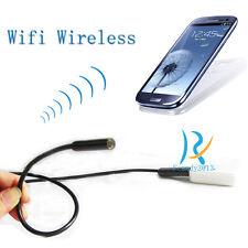 Android Phone Iphone 2m Wifi wireless waterproof mini spy hidden micro camera