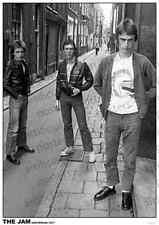 THE JAM - VINTAGE MUSIC PHOTO POSTER - 23x33 UK IMPORT 52465