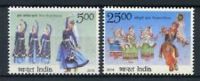 India 2018 MNH Traditional Dance JIS Armenia 2v Set Costumes Dress Stamps