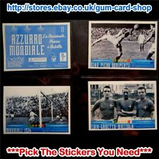 PANINI - PANINI AZZURO MONDIALE 1910-2002 *PLEASE SELECT STICKERS*