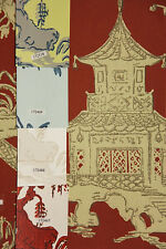 "Vintage Wallpaper - ""Jardin Chinois"" by Waterhouse Wallhangings"