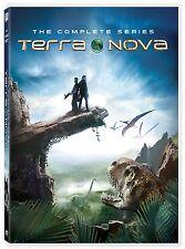 Terra Nova Complete Series DVD Set Box Season TV Show Dinosaur Collection Earth