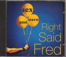 Right Said Fred - Sex And Travel - CDA - 1993 - Eurohouse Europop