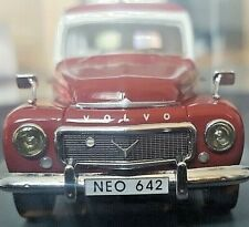 Volvo PV445 Duett red white - NEO SCALE MODELS - 1/43