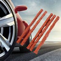 New Car Van Motorcycle Tubeless Tyre Puncture Repair Kit Tool 30 Strip Emergency