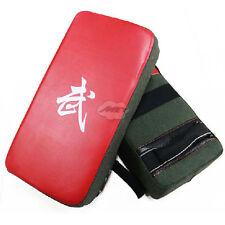 Muay Thai MMA Taekwondo Boxing Kick Punching Bag Pad Foot Target Training Gear