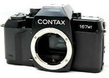 Contax 167MT SLR Film Camera Body Only *Working* #RP14b