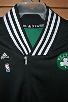 Boston Celtics Womens Medium On-Court Warmup Adidas NBA for Her 2014/NWT