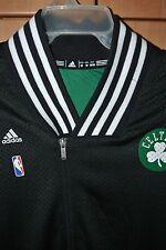 Boston Celtics Womens Medium On-Court Warmup Adidas NBA for Her 2014/NWT