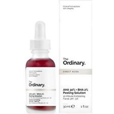 The Ordinary AHA 30% + BHA 2% Peeling Solution 30ml 10-Minute Exfoliating Facial