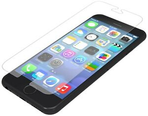ZAGG InvisibleShield Glass Screen Protector for iPhone 8/7/6/6s & SE (2nd Gen)