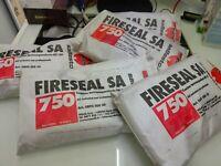 Cuscino termoespandente intumescente REI 180 Wurth 750 0893 305 30 Fireseal