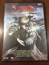 LOS INMORTALES EN BUSCA DE LA VENGANZA - 1 DVD EN BUEN ESTADO 90 MIN JONU MEDIA