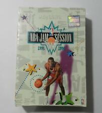 1995-96 NBA JAM SESSION BASKETBALL BOX ~ SEALED 36 PACKS ~ MICHAEL JORDAN ?