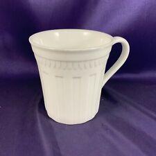 "Wedgwood COLOSSEUM (Whiteware) Mug 3 5/8"""