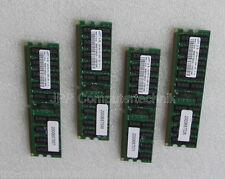 16GB (4 x 4GB) DDR2 PC2-5300P ECC 667MHz Registered Server Speicher RAM Samsung